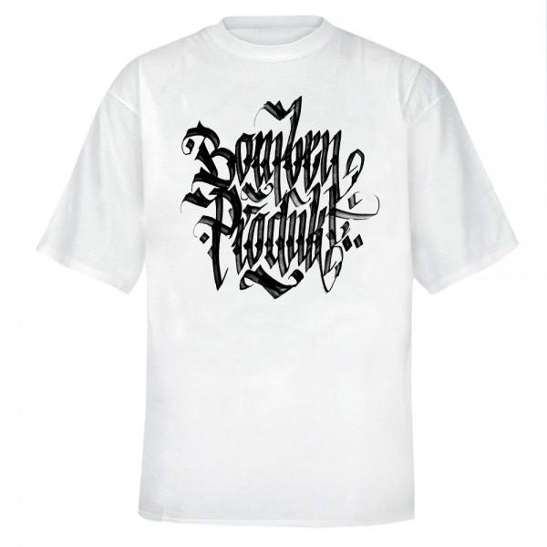 Kalligrafie T-Shirt [weiss]