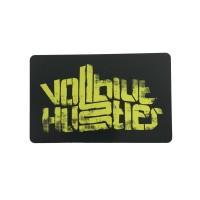 Vollbluthustler - Logo [Zuppelkarte]