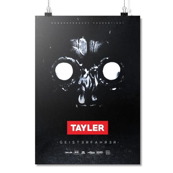 Geisterfahrer [Poster A2]
