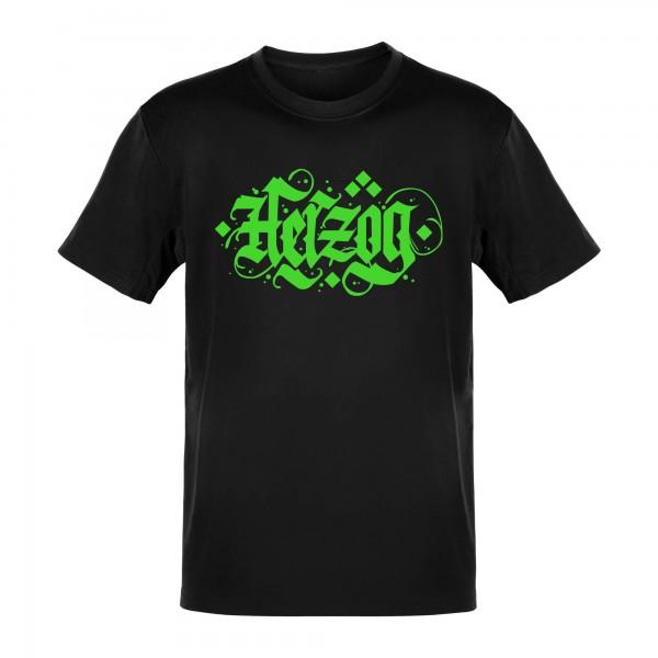Kalligrafie Shirt - DROP01
